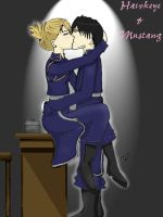 Riza H.--Roy M. Kisseh....mwua by KFae