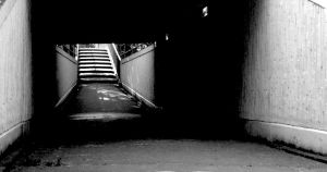 The underpass by VampirexxKissesxx