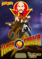 BBB - Flash Gordon (Poster Version) by EuJoyuen