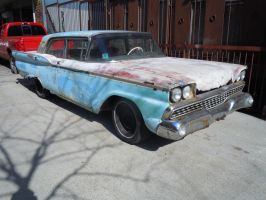 1959 Ford Fairlane by Brooklyn47