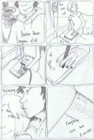 Forever Girl comic by Tane-P