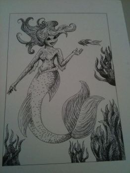 Mermaid project by TruInsanity