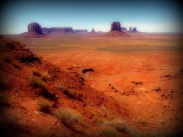 Monument Valley 4 by spidermonkeykiss