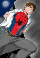 AT - Peter Parker by MondoArt