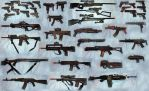My Airsoft Collection by korium9
