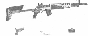 M14 EBR by Tanorath-drgn
