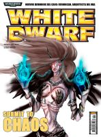 My own White Dwarf cover by Nayawinden