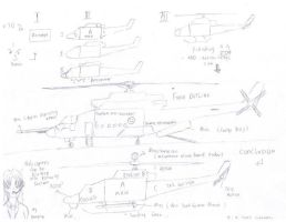 How to Draw a Helicopter by Stealthflanker