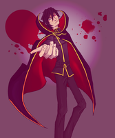 Join Me . Lelouch by Scaff