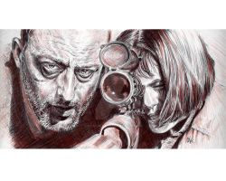 Leon The Professional by MaxduPlantier
