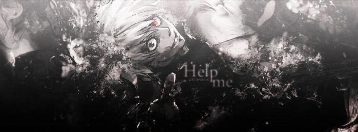 Kaneki need your help~~ by asrchy
