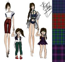 Traveling in Tartan by GL-Gloria