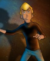 jonny quest by jorgeCOR