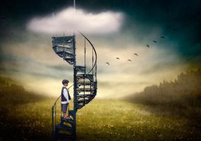 Stairway to heaven by Bengoos