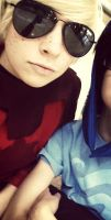 Dave Strider by JinxedFool