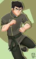 Bolin by DarkWolfDeltas