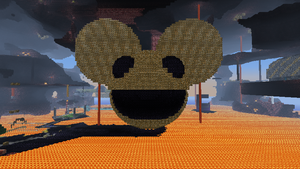 Minecraft - Deadmau5 Glow mode by Ludolik