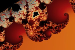 False Mandelbrot Byways. No. 25 by element90