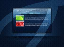 Pixel Conceptions by FSDown
