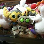 Ratchet and Clank Plushies by F-Stormer-3000