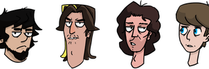 Grumpy Grumps. by NegitiveX