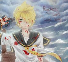 Psycotic Len's Love Song by naru-luff