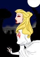 Dracula~Undead Lucy by Comicbookguy54321