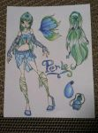 Perle Contest Entry by Ellientis