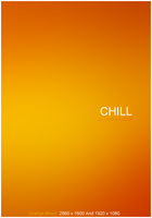 CHILL Wallpaper by lethalNIK-ART