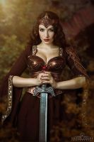Warrior Queen by Silver-Pearl-Photo