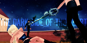 The Dark Side of the Heart - PREVIEW by Kingdom-Hearts-Realm