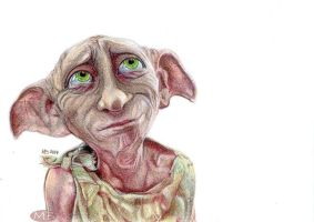 Dobby Is A Free Elf by bartosanda