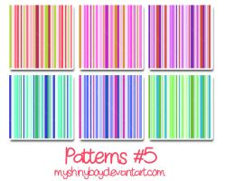 Patterns .5 by MyShinyBoy