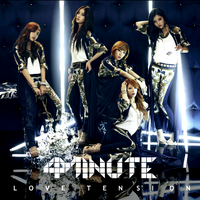 4MINUTE: Love Tension 3 by Awesmatasticaly-Cool
