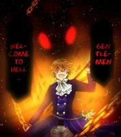 PH From Hell by ShionMion