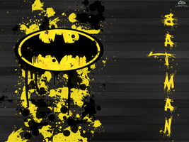 Batman (Wallpaper 1) by 11kaito11