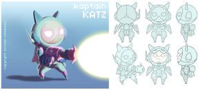 Kaptain Katz by ElectroNic0