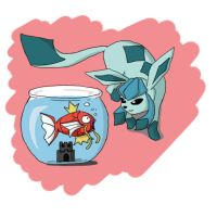 What do Pokemon eat? by whiskers