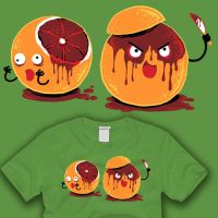 Oranges Blood Oranges by amegoddess