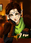 DA2 - The Gift For Merrill by anne-wild