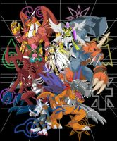 Digivolve into Ultimate2 by racookie3