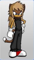 Triple H as a Sonic Character by Gurahk2