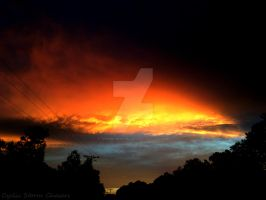 Chase of 6/11/15 (2 Sunset) by TheGirlWhoChases