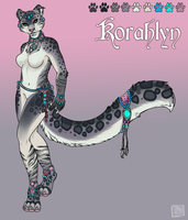 Korahlyn by celestialsunberry