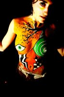 BodyPainting no1 by yagizekren