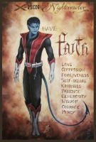 X-Men Nightcrawler by Naomi-LG