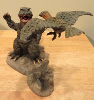 Godzilla 66 Condor Battle! by Legrandzilla