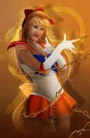 Sailor Venus by Eireen