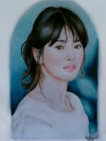 Song Hye Kyo by RichmonDeLeon