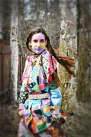Scraps, The Patchwork Girl of Oz by xeniajoy